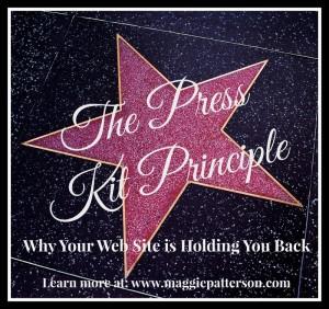The Press Kit Principle