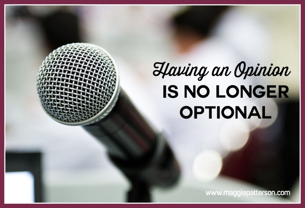HAVING-AN-OPINION