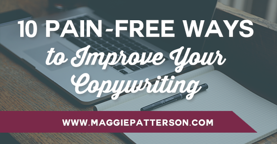 10-Pain-Free-Ways-to-Improve-Your-Copywriting-FBTW-1