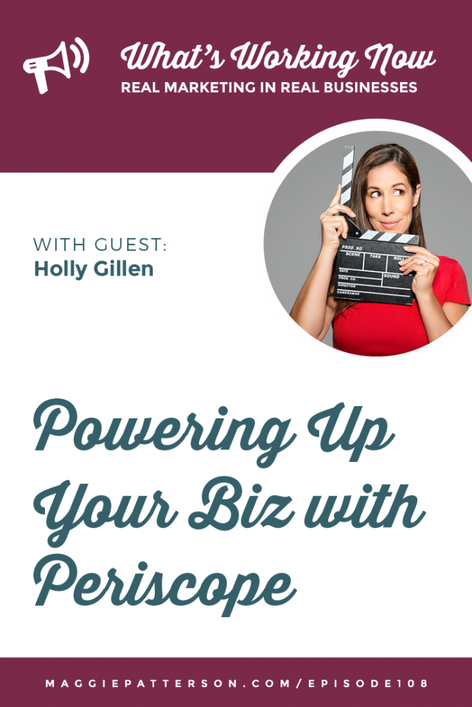 October Podcast Graphics Pinterest Holly Gillen