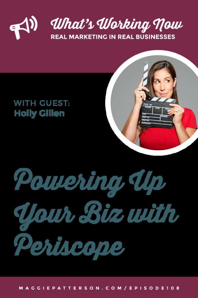 October Podcast Graphics Pinterest Holly Gillen