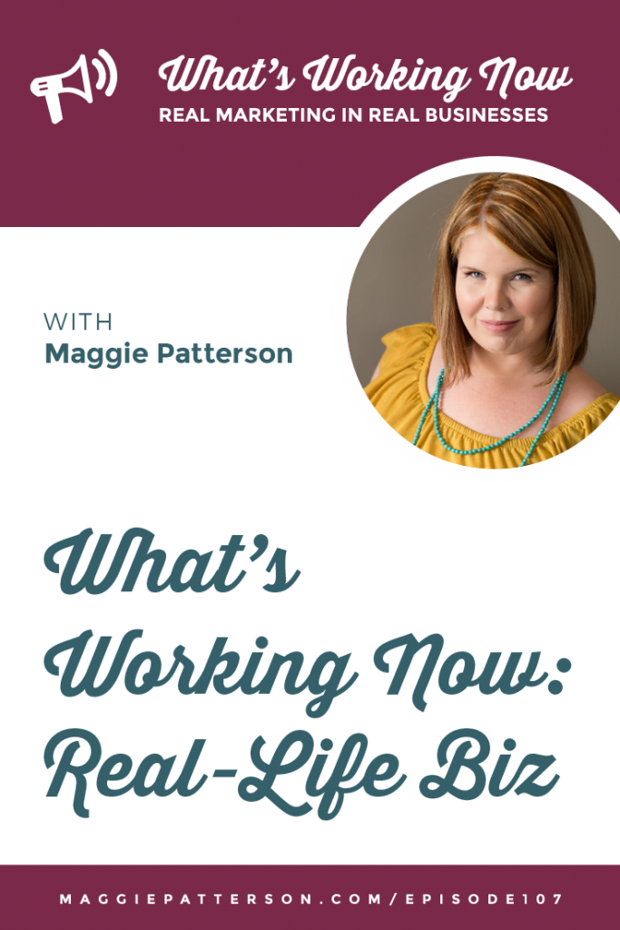 October Podcast Graphics Pinterest Maggie Patterson